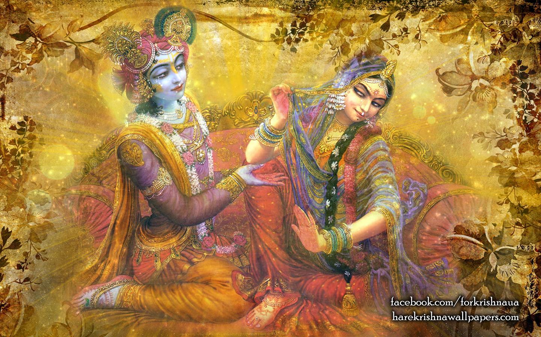 Radha Krishna Wallpaper (002) Size 1440x900 Download