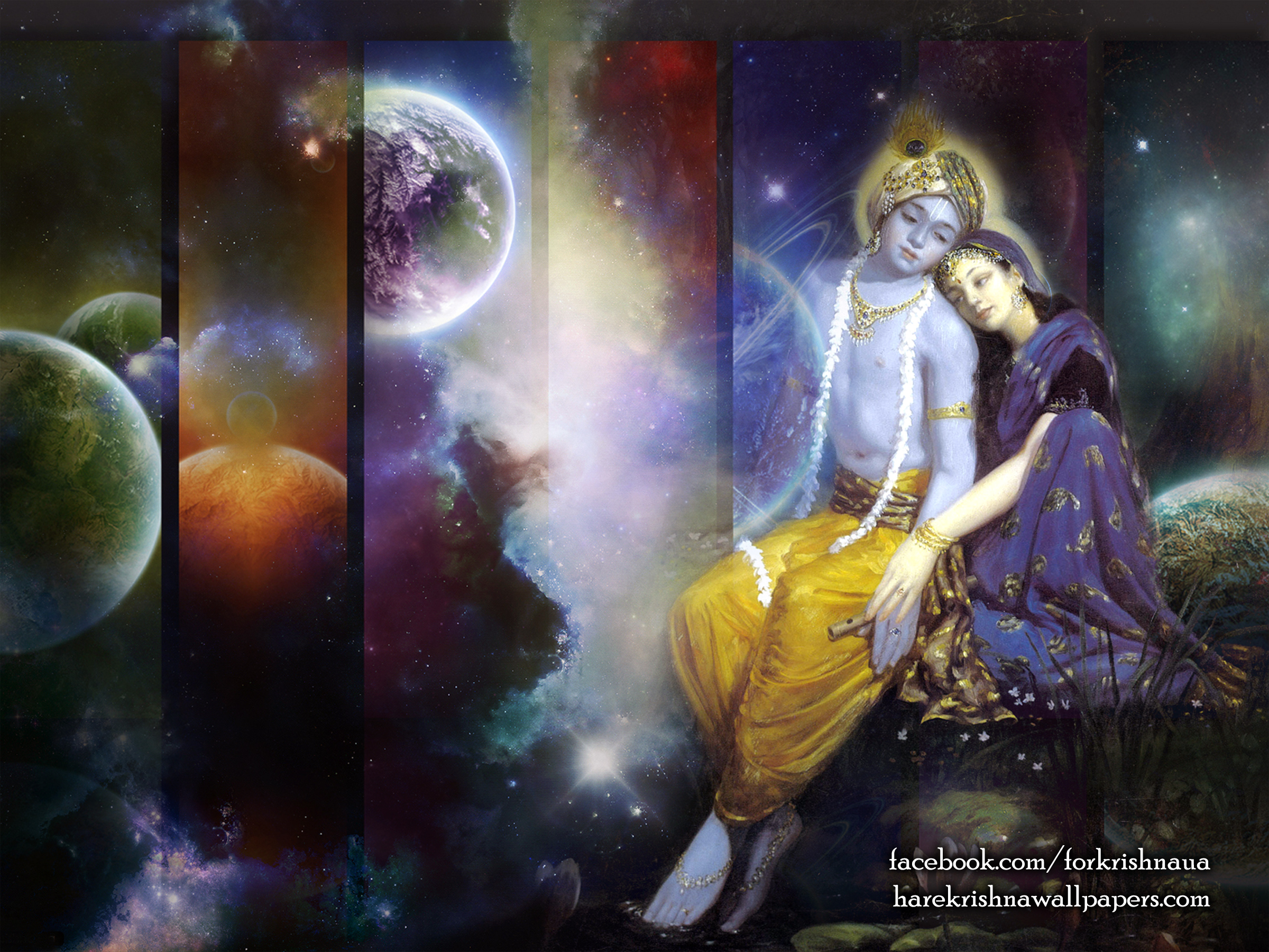 Radha Krishna Wallpaper (009) Size 2400x1800 Download