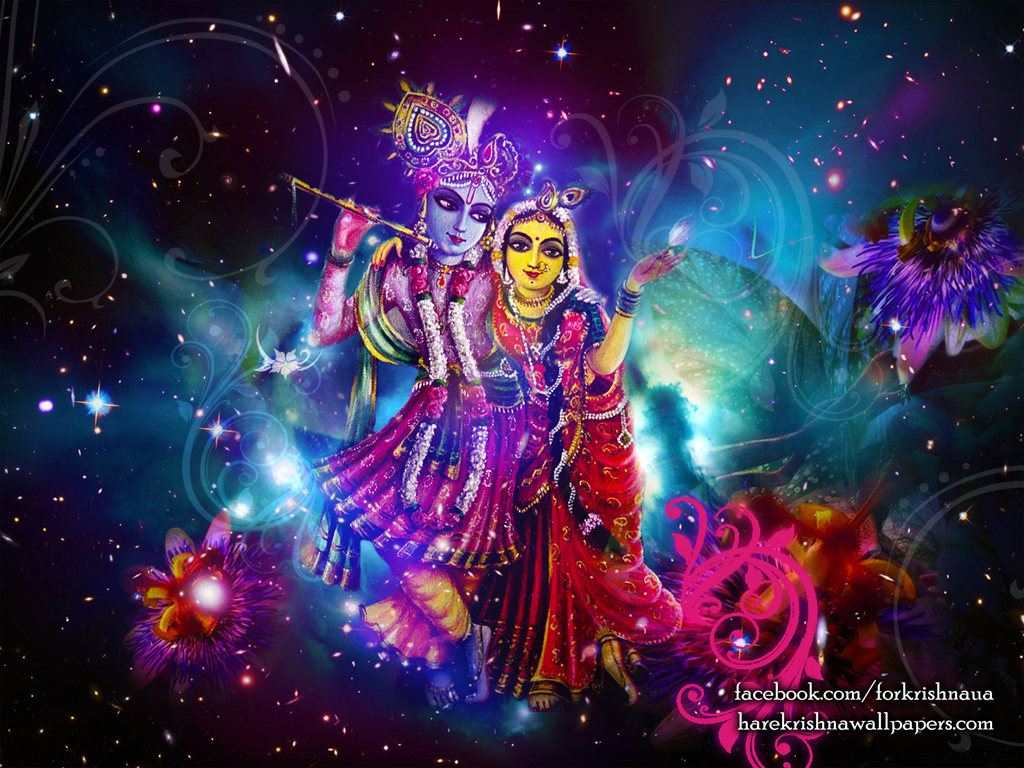 Radha Krishna Wallpaper (010) Size 1024x768 Download