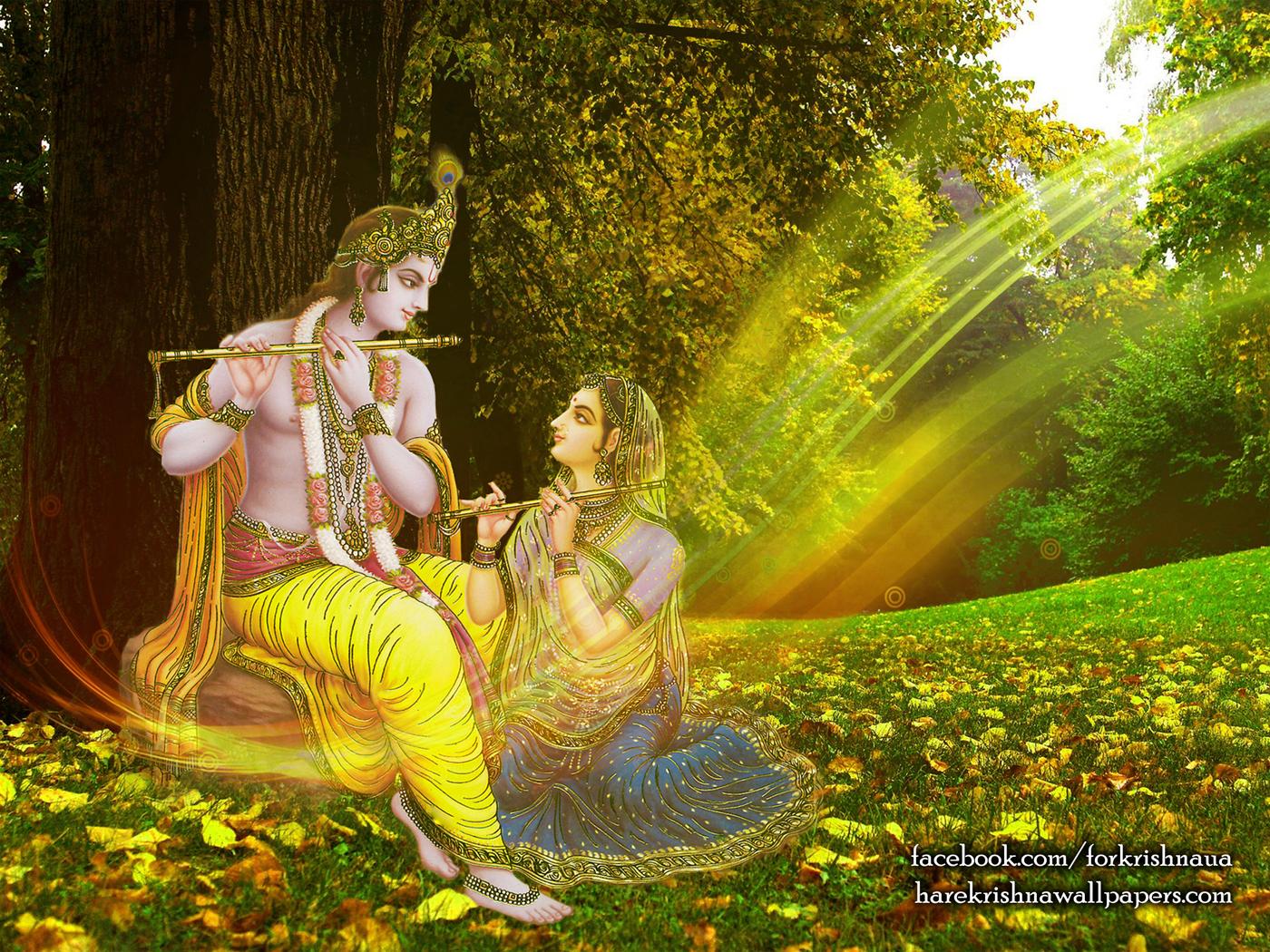 Radha Krishna Wallpaper (012) Size 1400x1050 Download