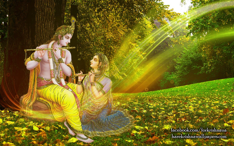 Radha Krishna Wallpaper (012) Size 1440x900 Download