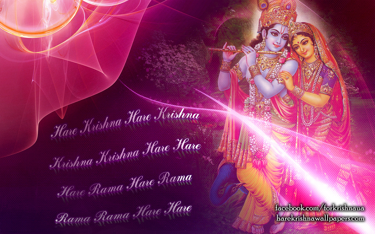 Radha Krishna Wallpaper (013) Size 1280x800 Download