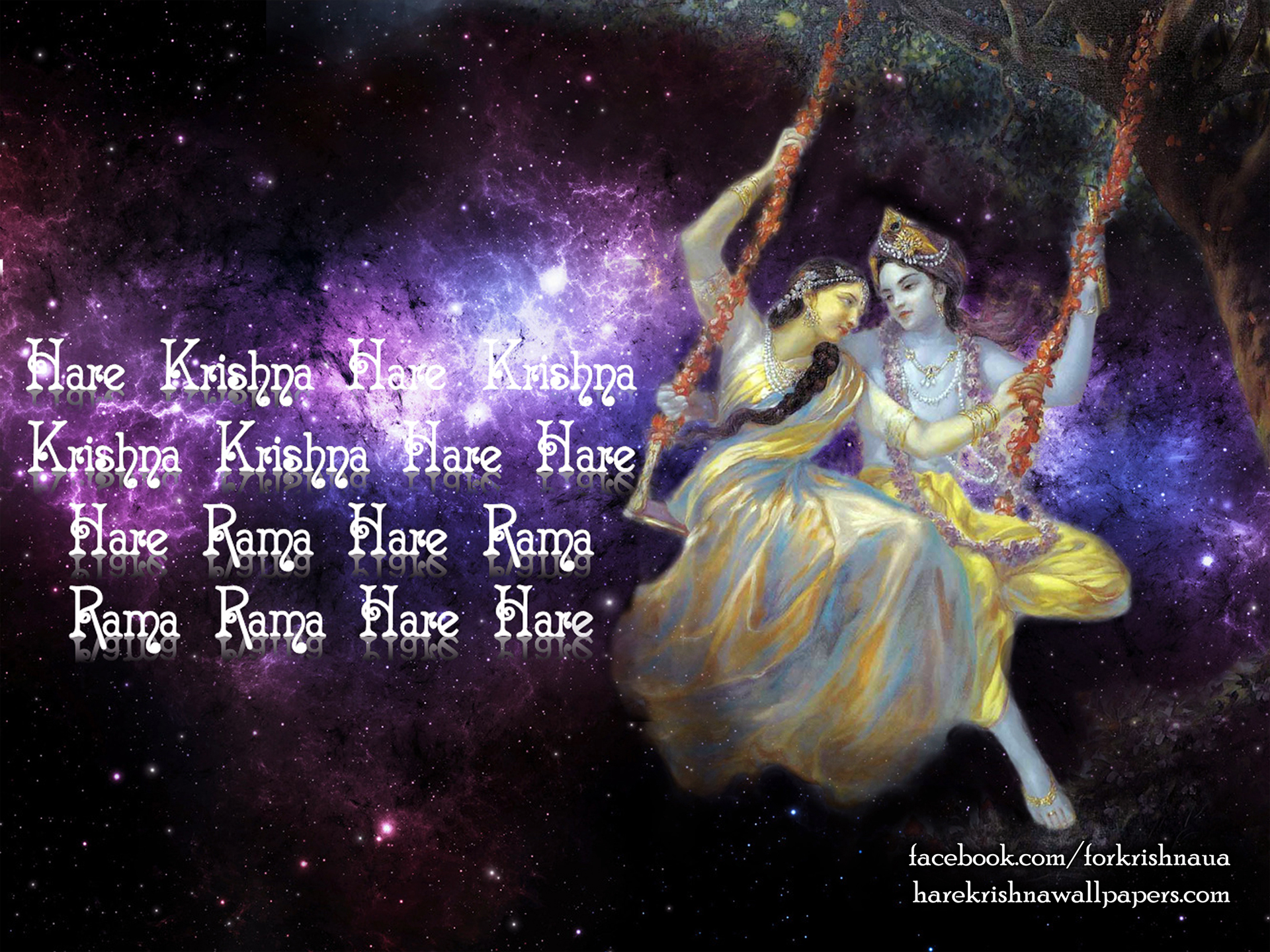 Radha Krishna Wallpaper (014) Size 1920x1440 Download