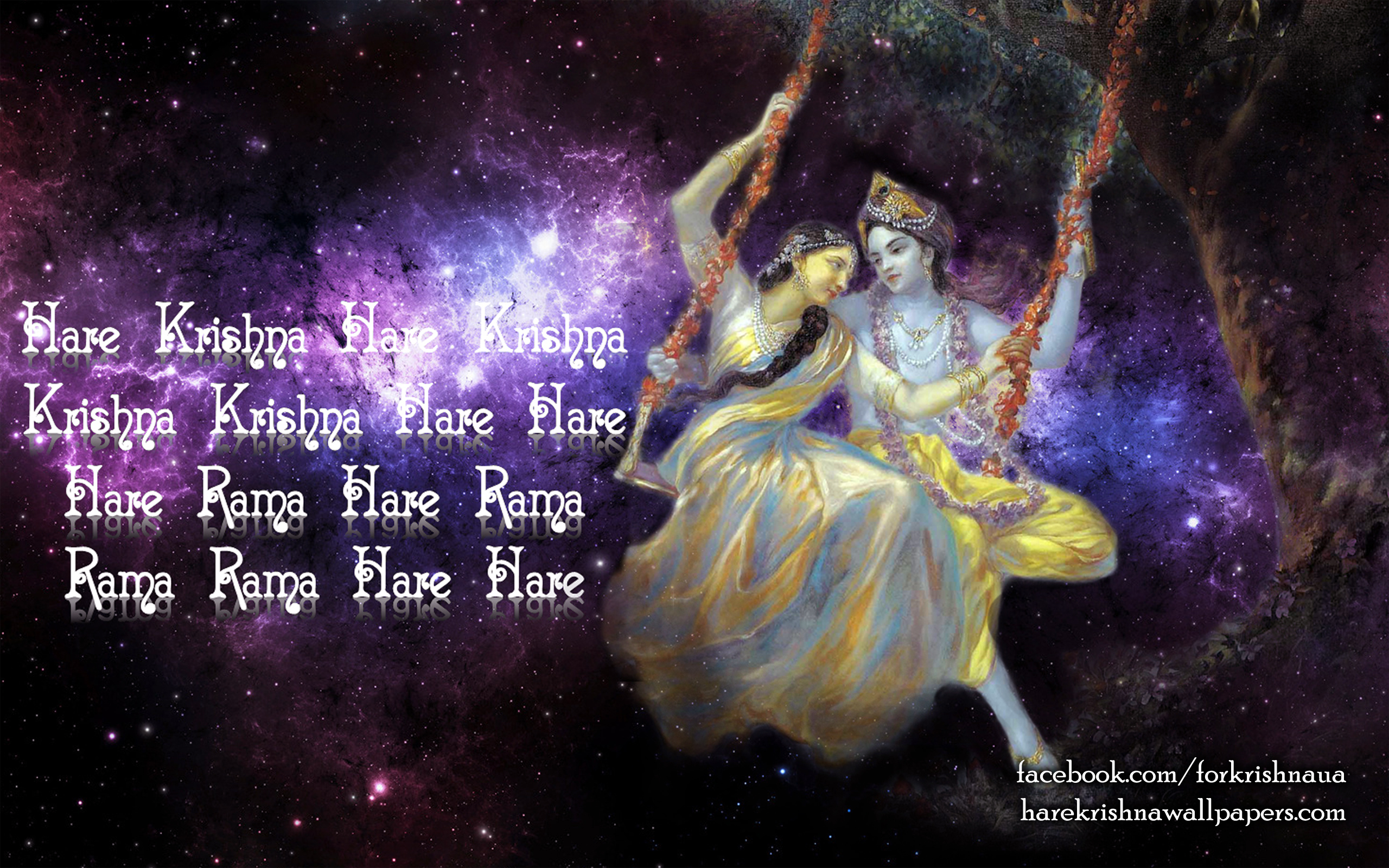 Radha Krishna Wallpaper (014) Size 2560x1600 Download