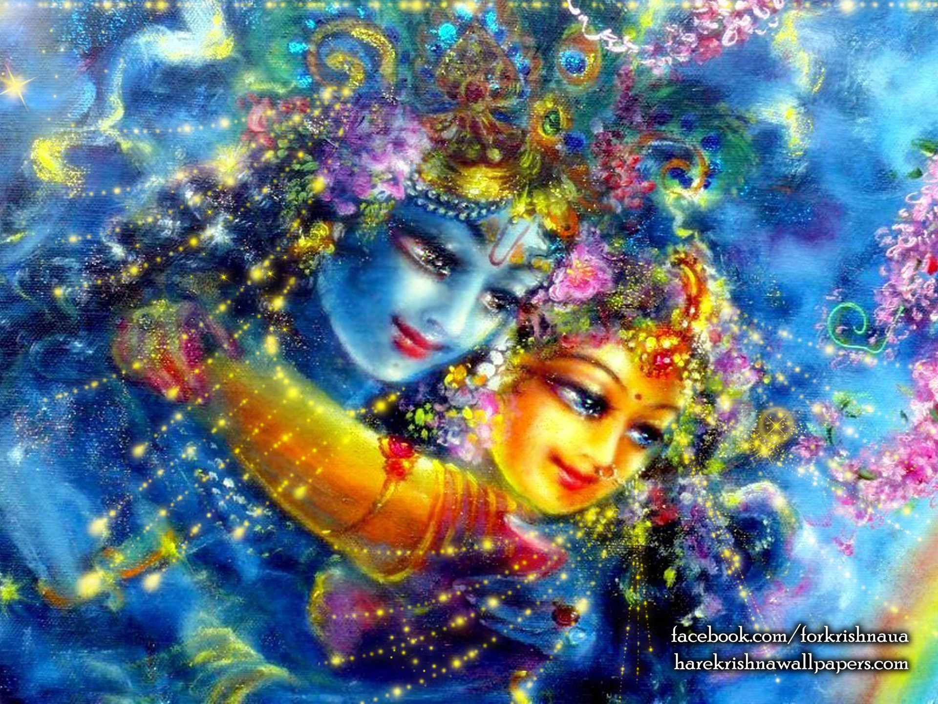 Radha Krishna Wallpaper (015) Size 1920x1440 Download