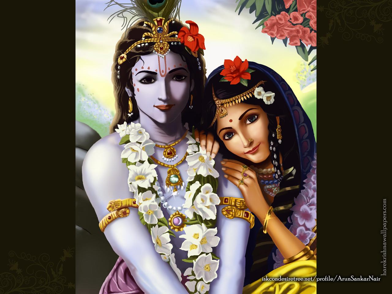 Radha Krishna Wallpaper (016) Size 1280x960 Download