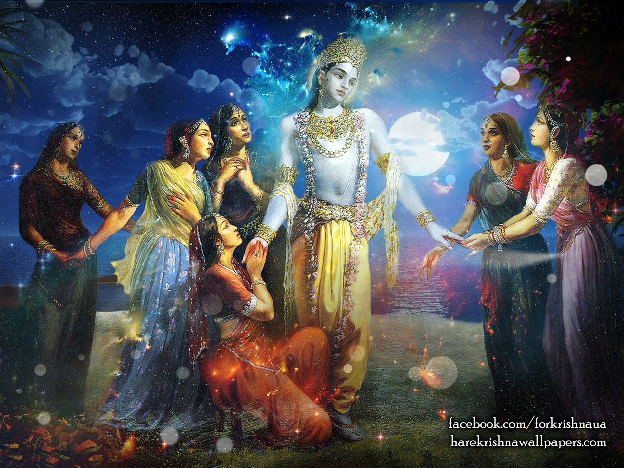 Radha Krishna Wallpaper (018) Size 1280x960 Download