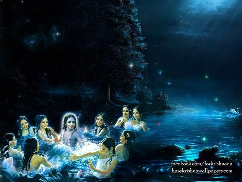 Radha Krishna Wallpaper (019)