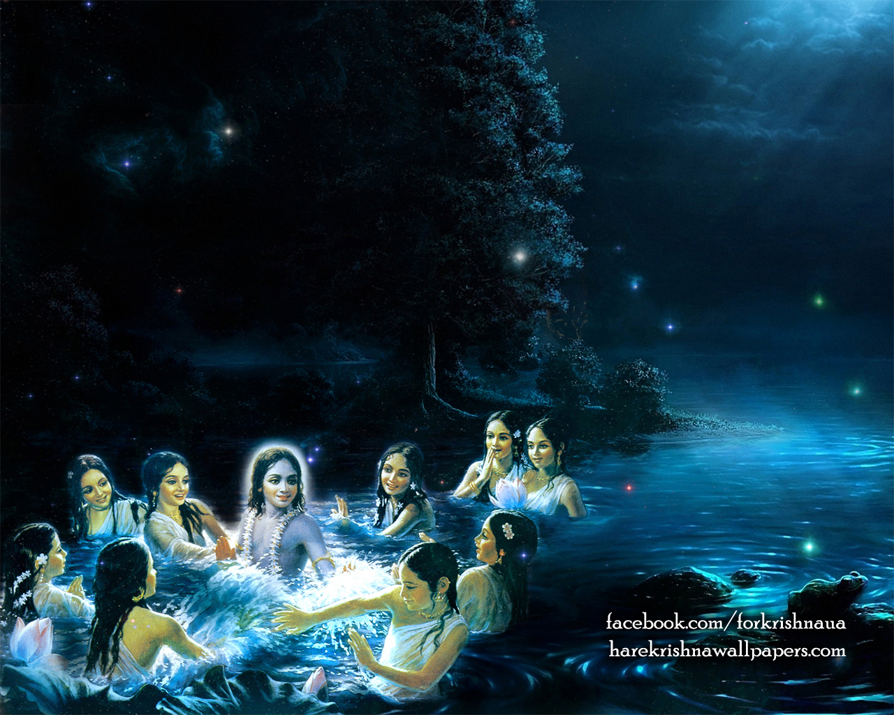 Radha Krishna Wallpaper (019) Size 1280x1024 Download