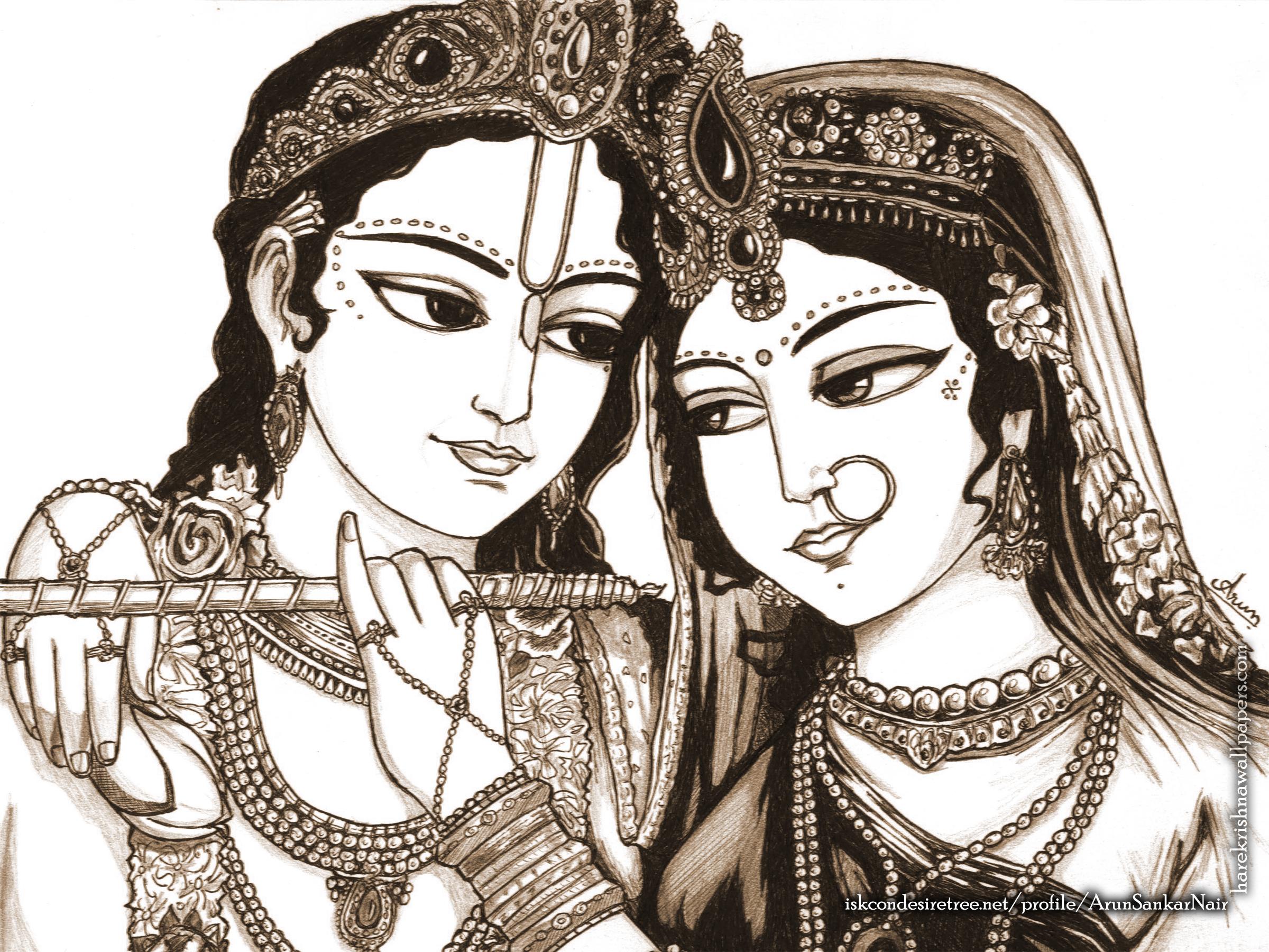 Radha Krishna Wallpaper (022) Size 2400x1800 Download