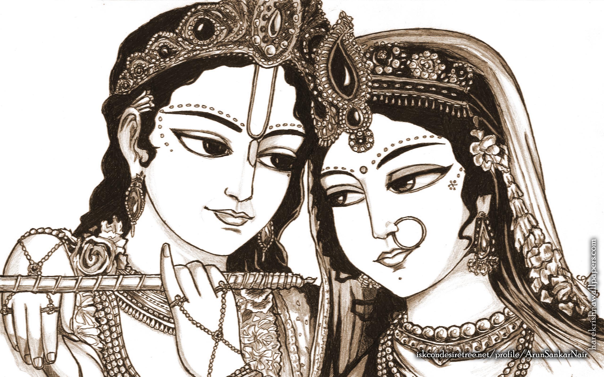 Radha Krishna Wallpaper (022) Size 2560x1600 Download
