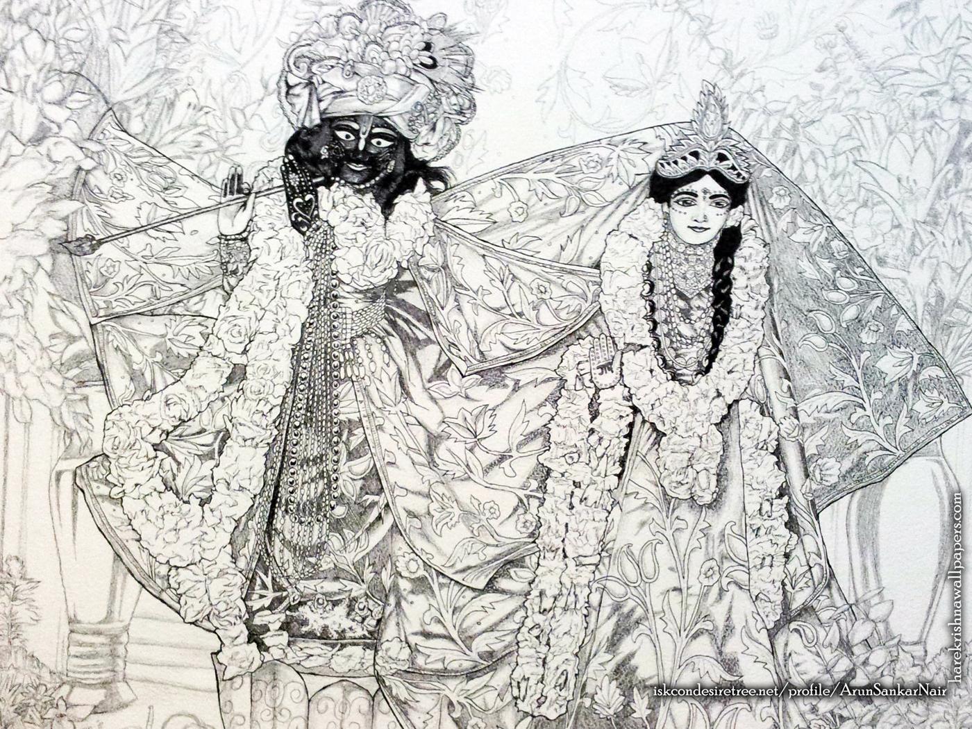 Radha Krishna Wallpaper (024) Size 1400x1050 Download