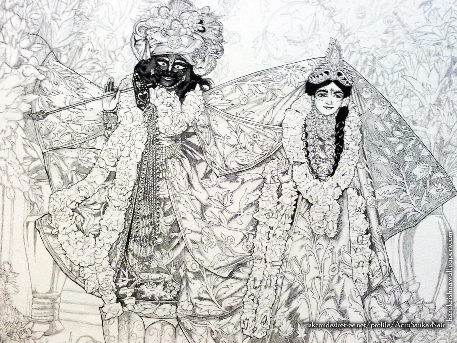 Radha Krishna Wallpaper (024) Size1600x1200 Download