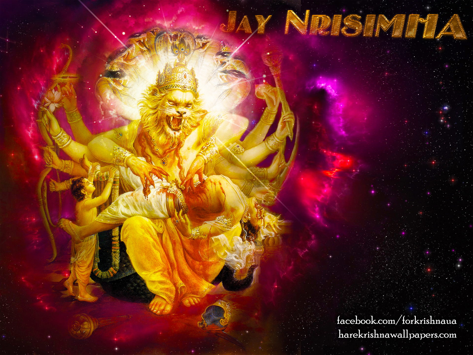 Sri Narasimha Deva Wallpaper (004) Size 1920x1440 Download