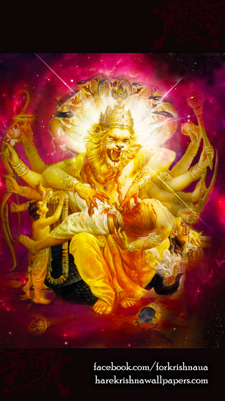 Sri Narasimha Deva Wallpaper (004) Size 450x800 Download