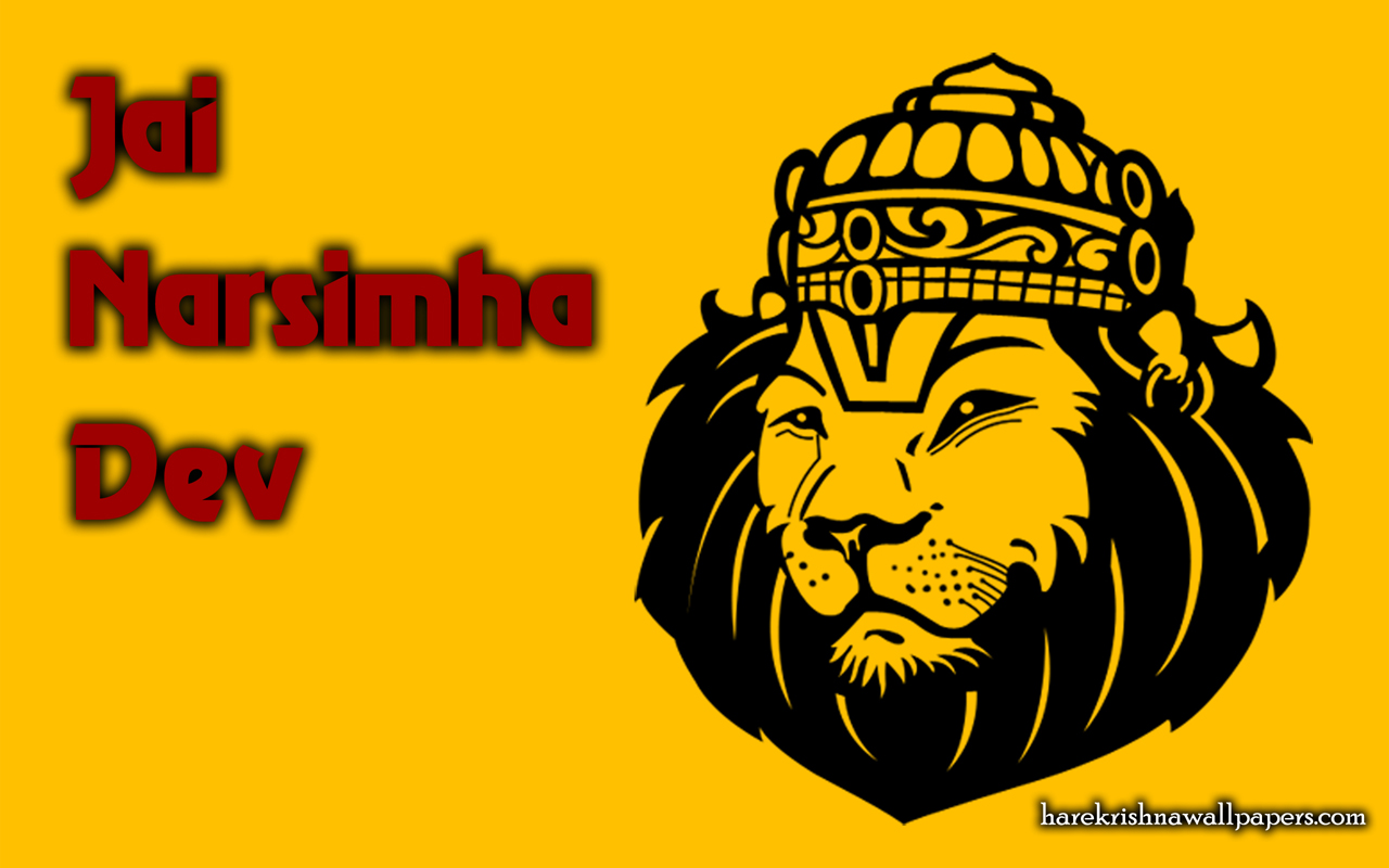 Sri Narasimha Deva Wallpaper (007) Size 1280x800 Download
