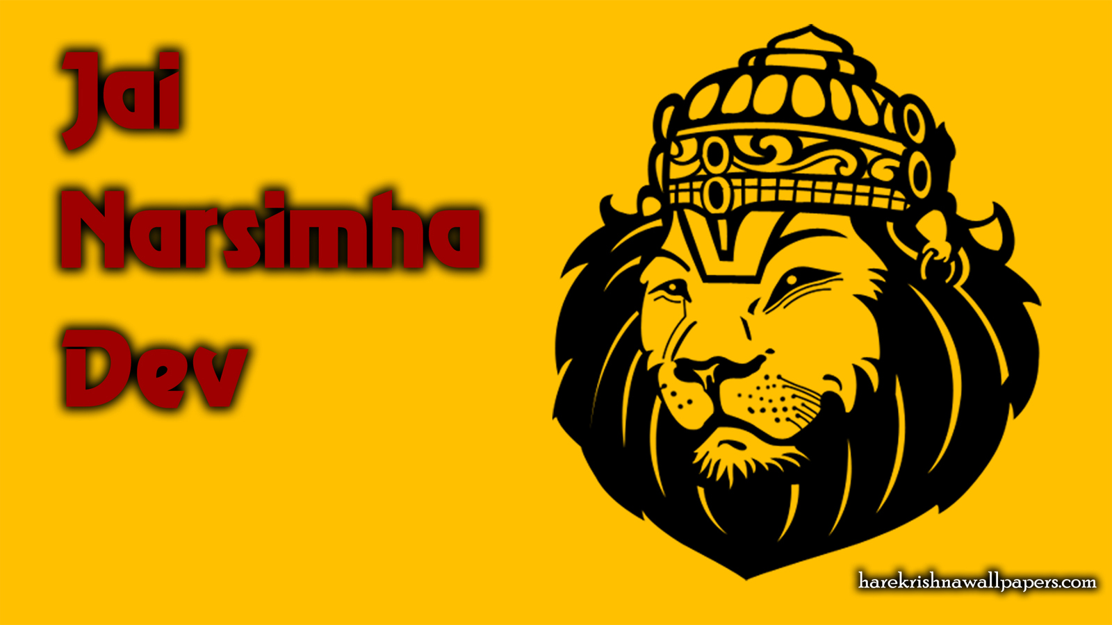 Sri Narasimha Deva Wallpaper (007) Size 1600x900 Download