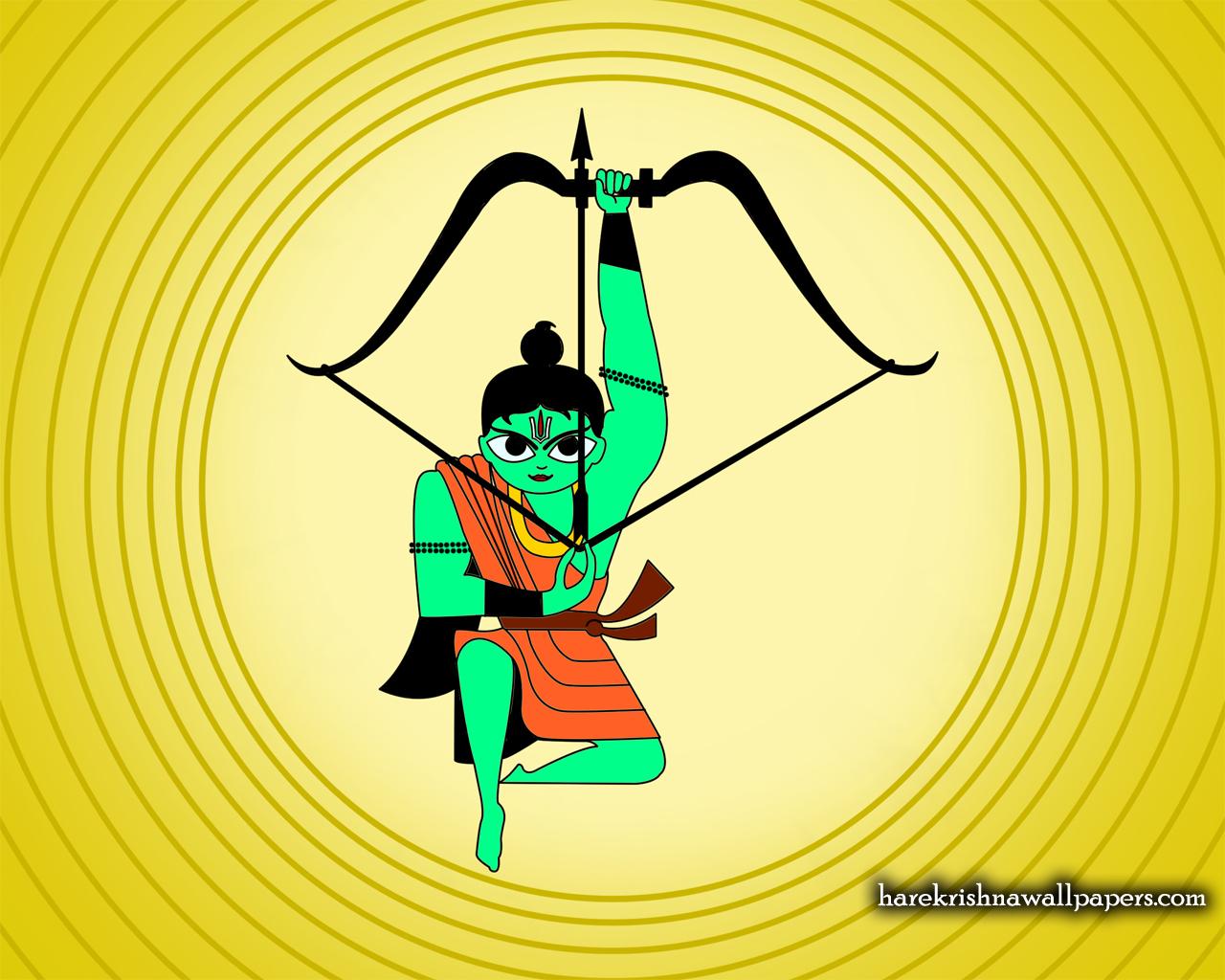 Sri Rama Wallpaper (001) Size 1280x1024 Download
