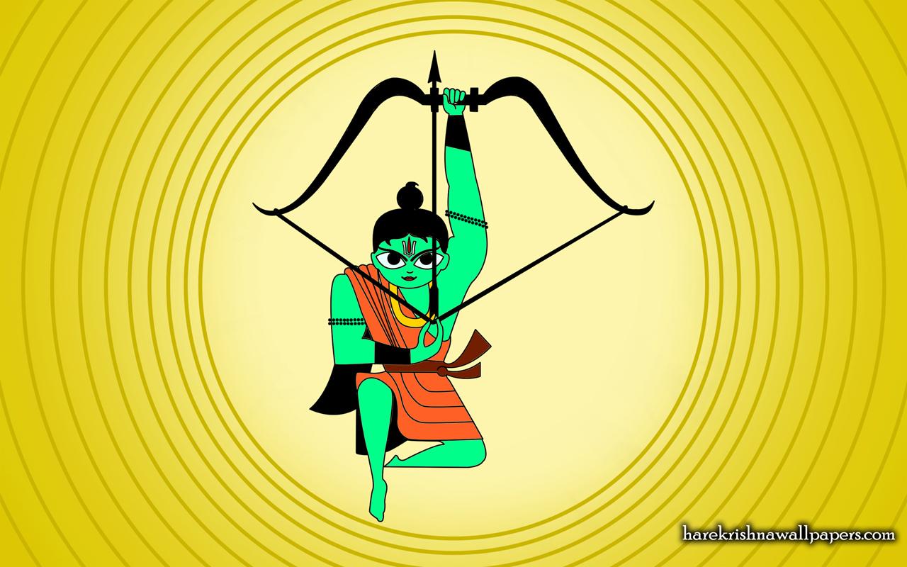 Sri Rama Wallpaper (001) Size 1280x800 Download