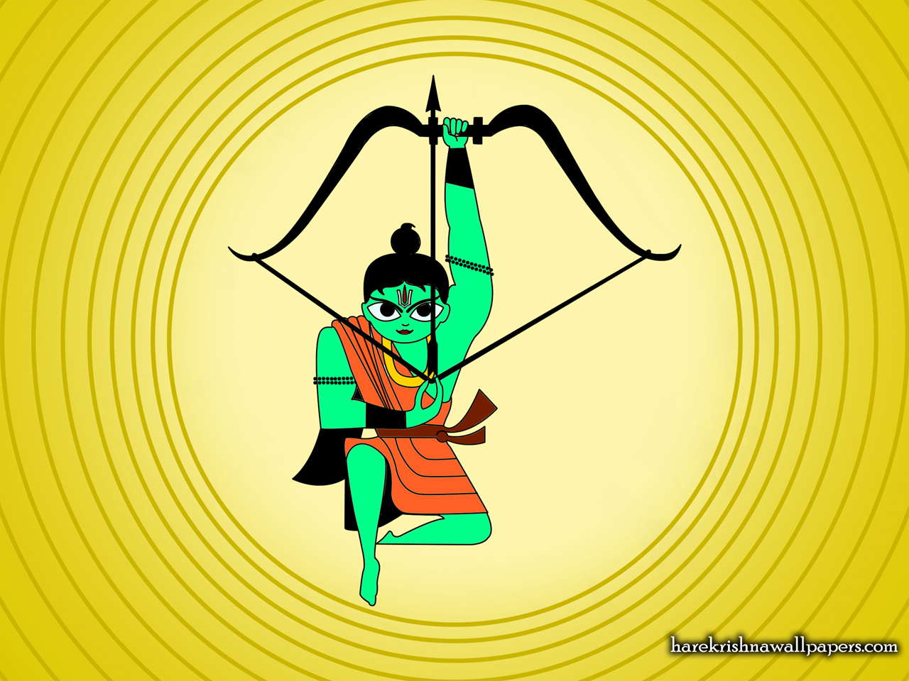 Sri Rama Wallpaper (001) Size 1280x960 Download