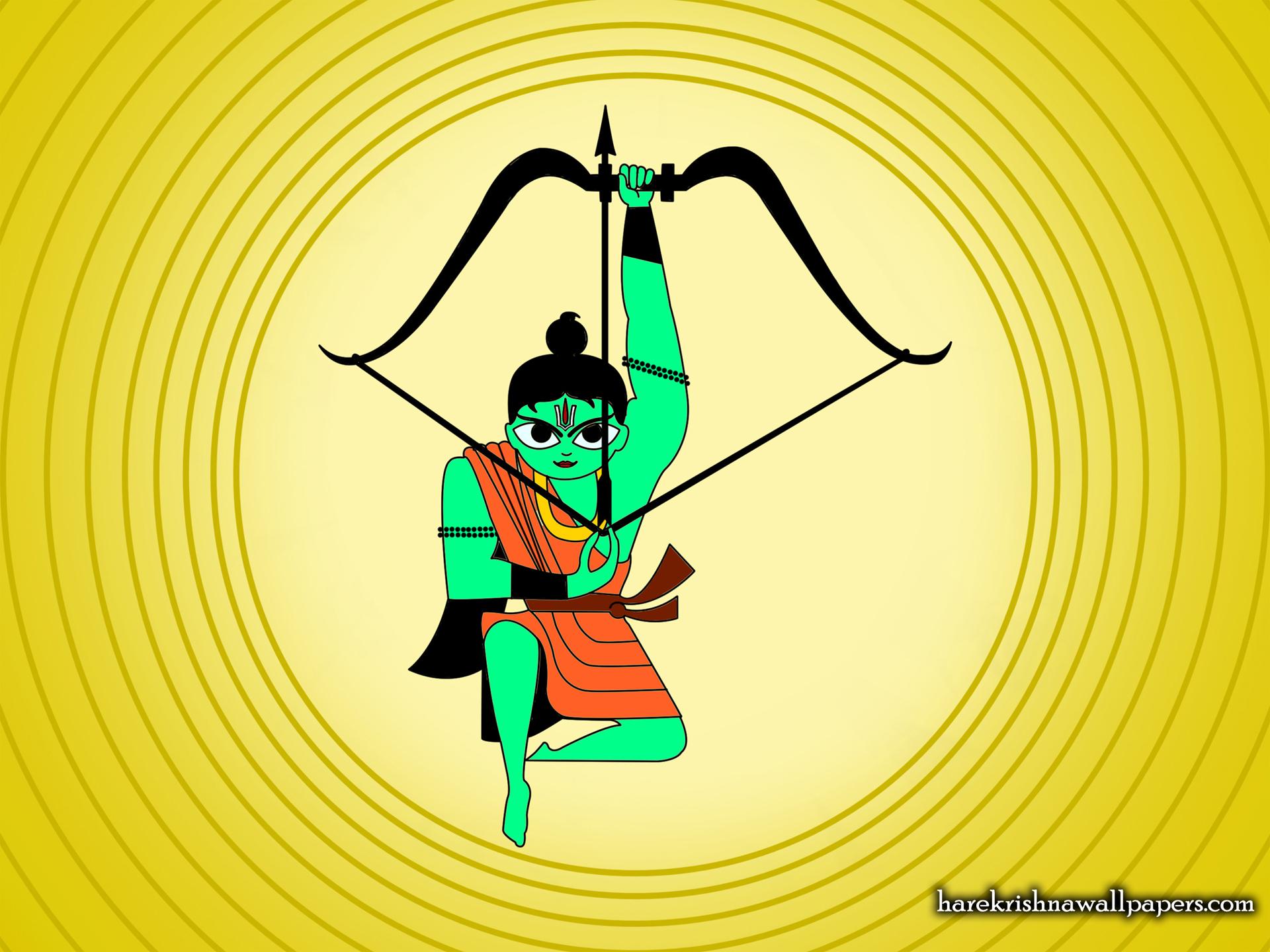Sri Rama Wallpaper (001) Size 1920x1440 Download