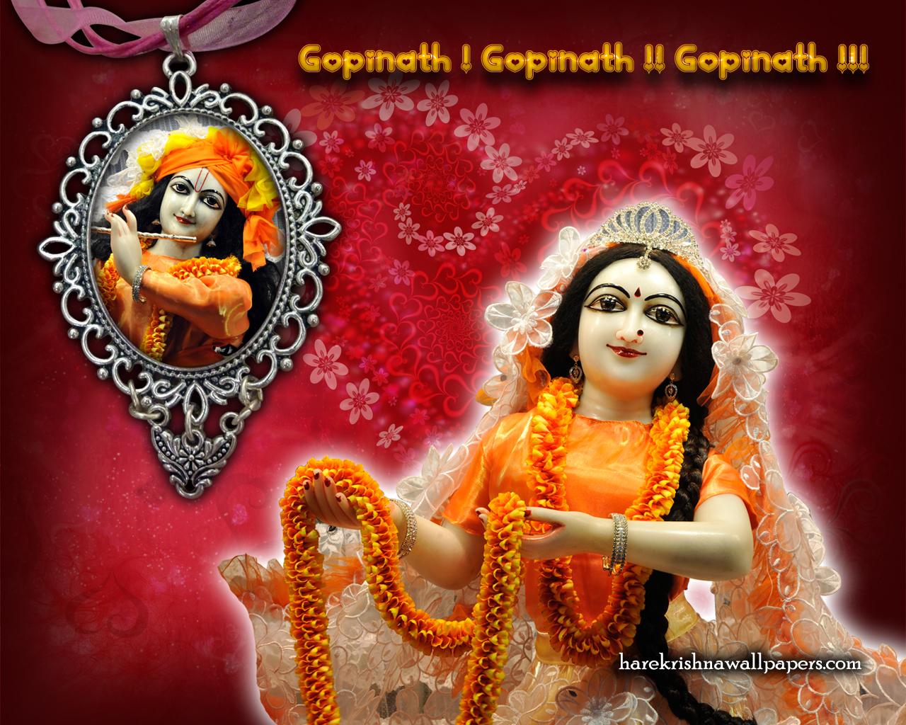 Sri Sri Radha Gopinath Wallpaper (001) Size 1280x1024 Download