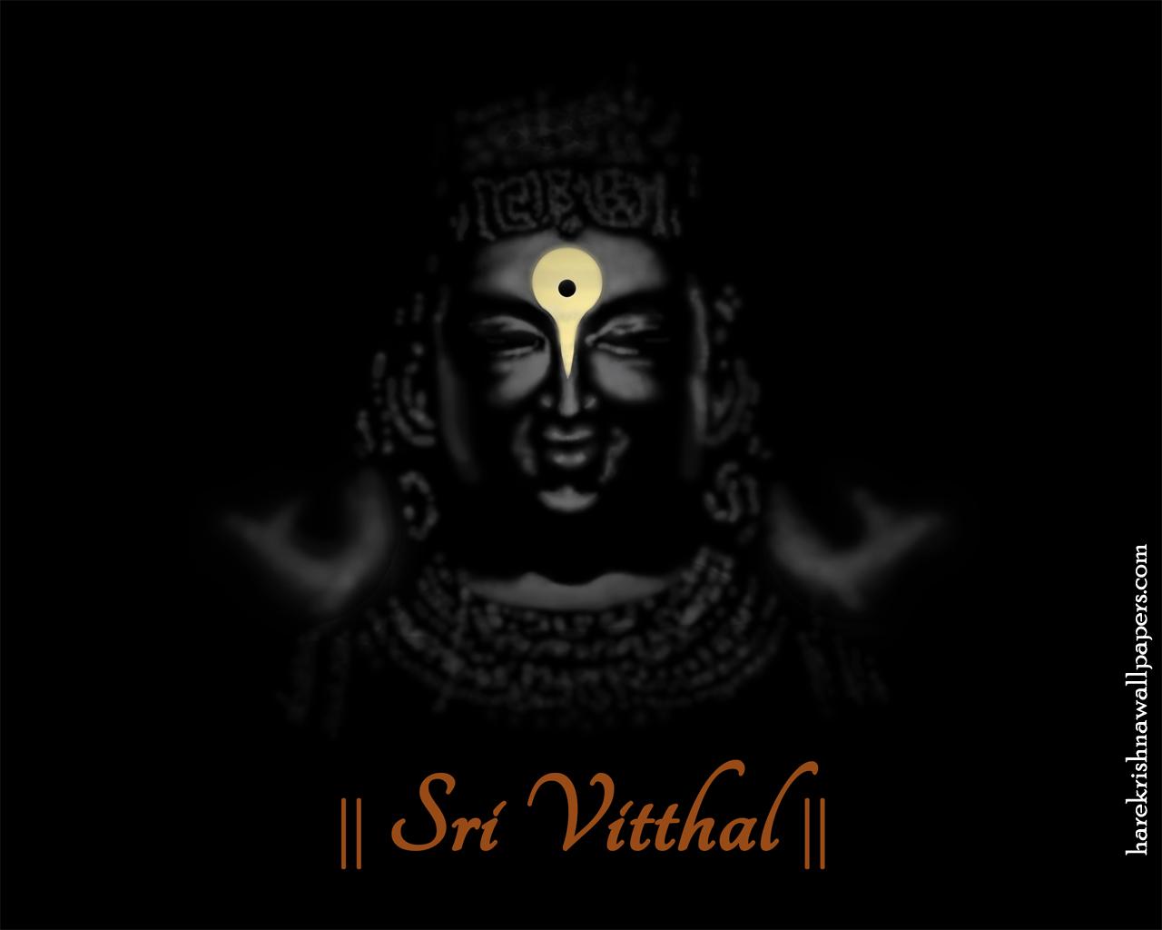 Sri Vitthal Wallpaper (001) Size 1280x1024 Download
