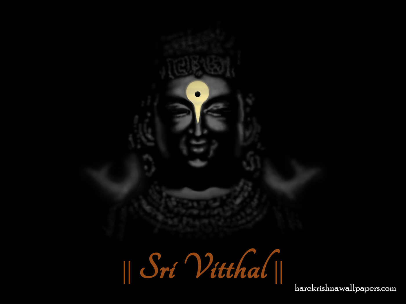Sri Vitthal Wallpaper (001) Size 1400x1050 Download