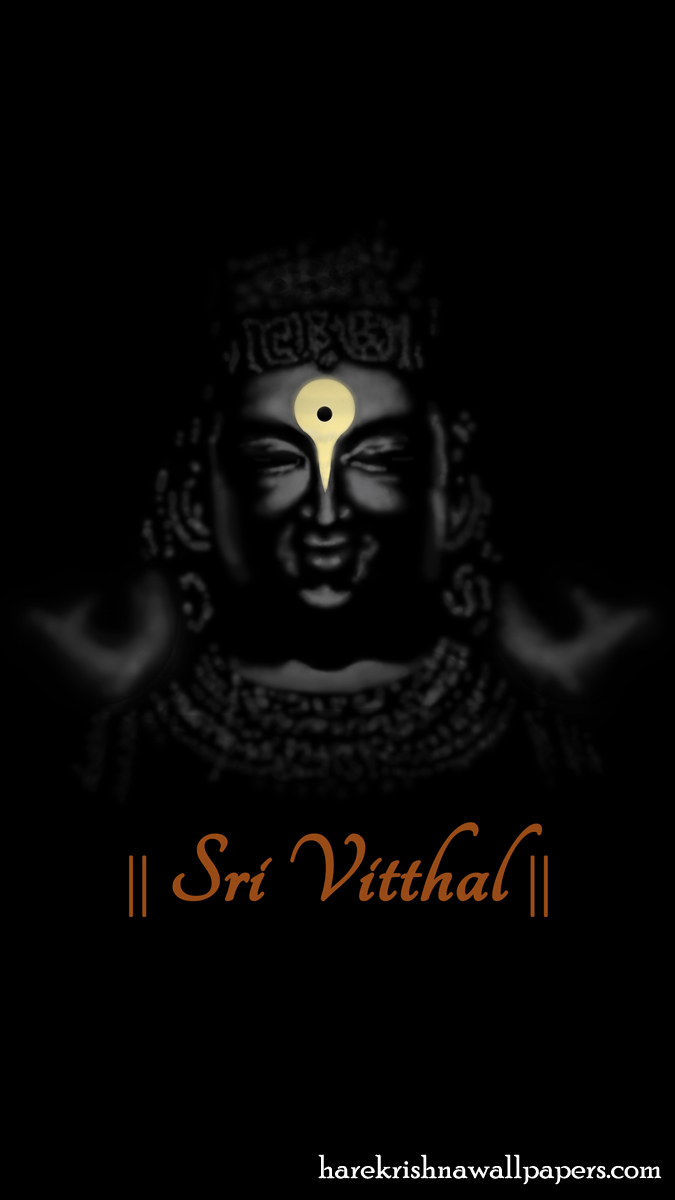 Sri Vitthal Wallpaper (001) Size 675x1200 Download