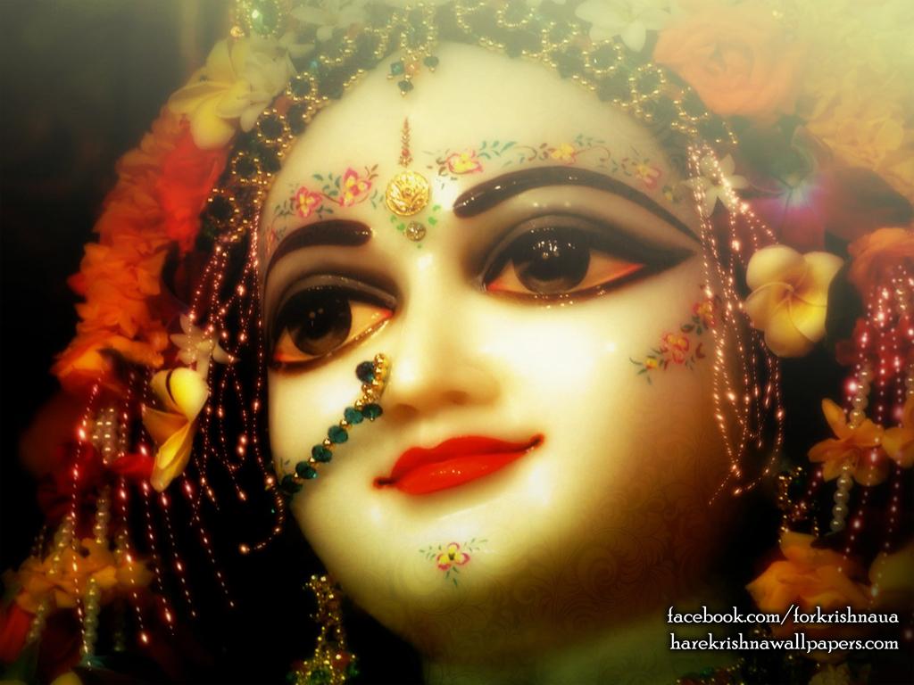Srimati Radharani Wallpaper (001) Size 1024x768 Download