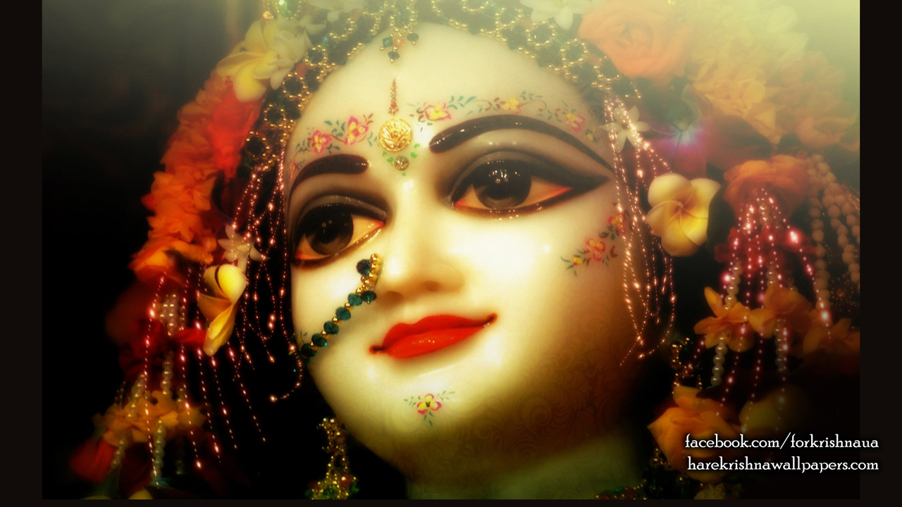 Srimati Radharani Wallpaper (001) Size1280x720 Download