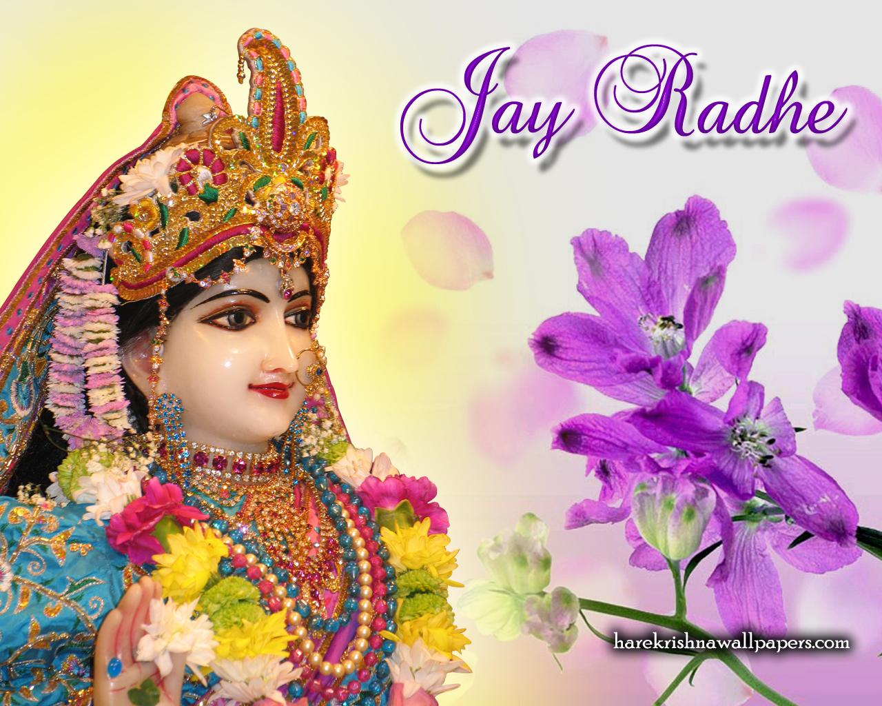Srimati Radharani Wallpaper (004) Size 1280x1024 Download