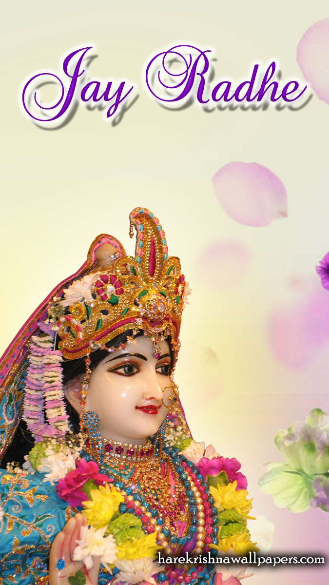 Srimati Radharani Wallpaper (004) Size 675x1200 Download