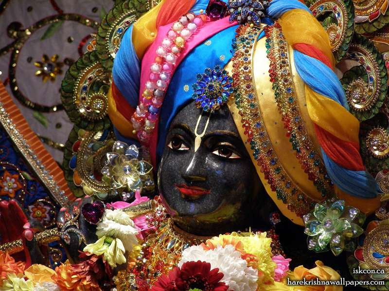 Sri Khirachora Gopinath Close up Wallpaper (001)
