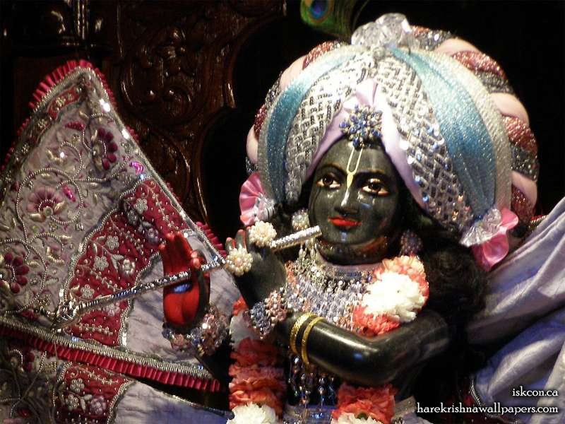 Sri Khirachora Gopinath Close up Wallpaper (002)