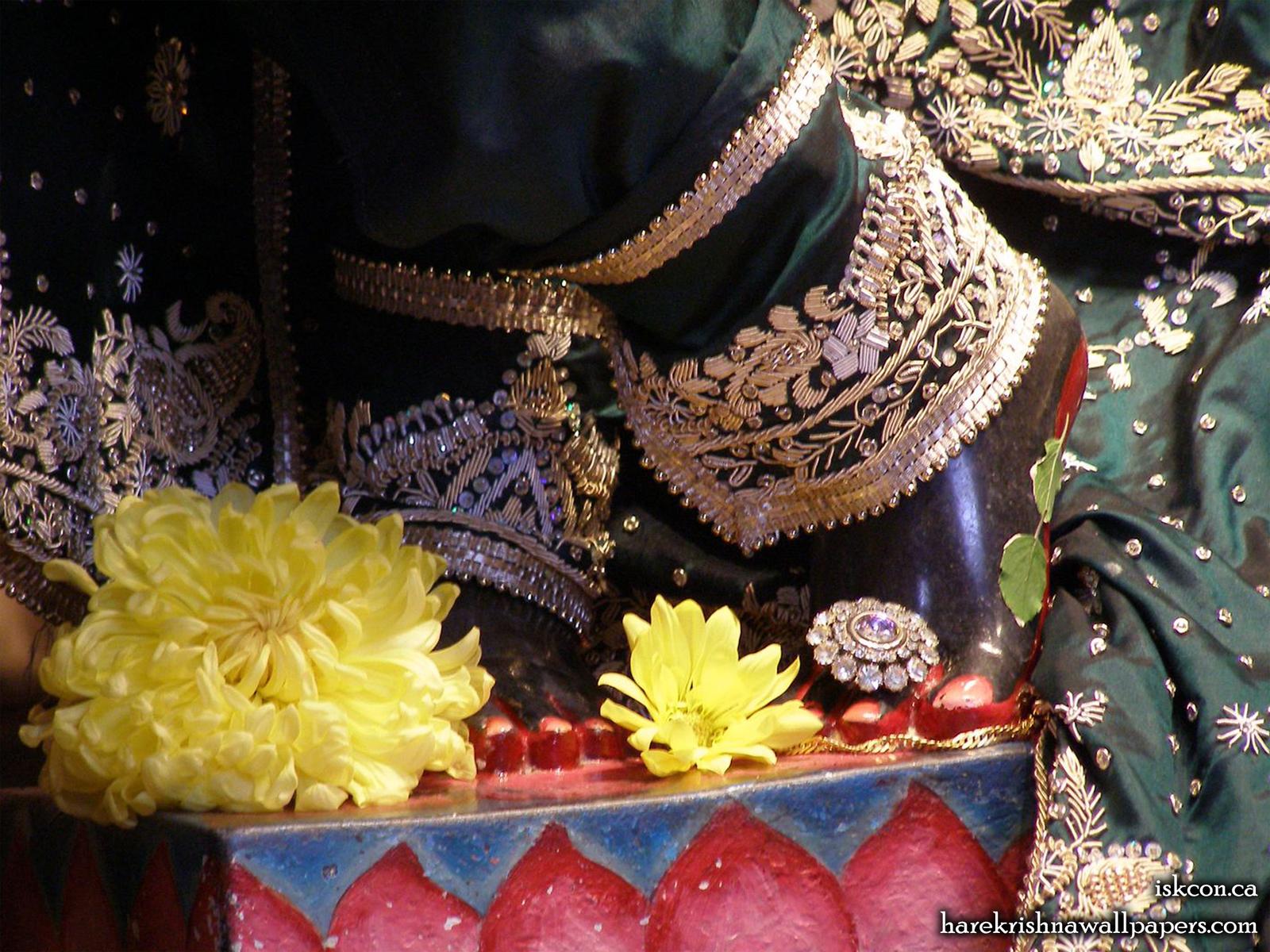 Sri Khirachora Gopinath Feet Wallpaper (002) Size1600x1200 Download