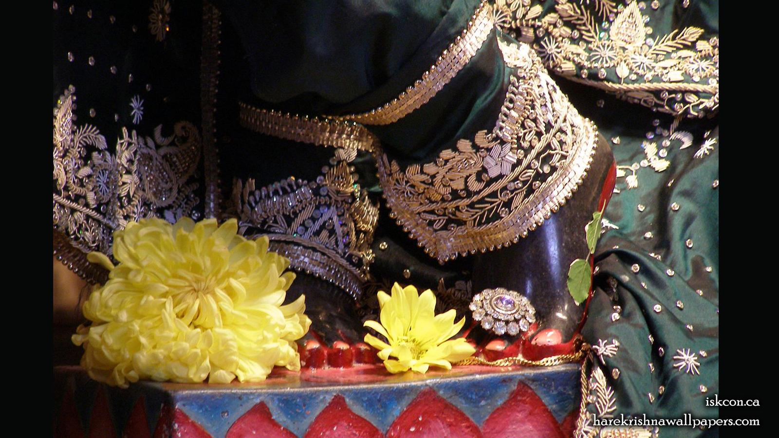 Sri Khirachora Gopinath Feet Wallpaper (002) Size 1600x900 Download