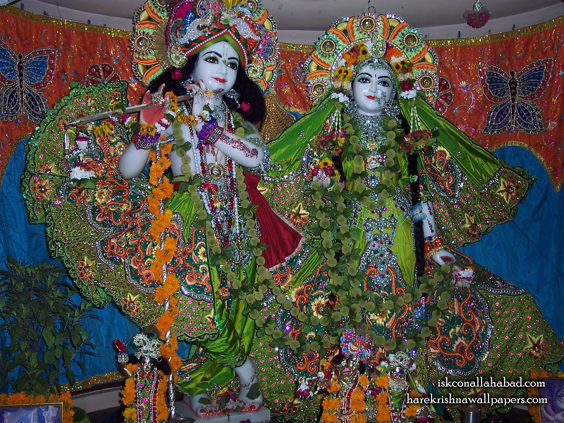 Sri Sri Radha Venimadhava Wallpaper (001) Size 1920x1440 Download