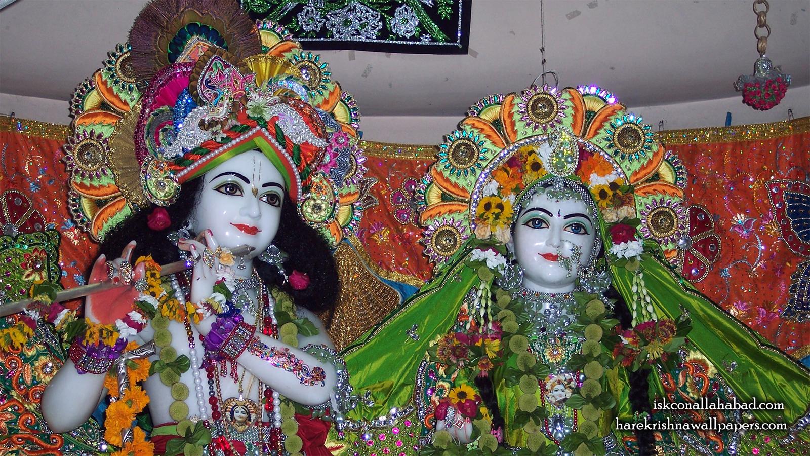 Sri Sri Radha Venimadhava Close up Wallpaper (001) Size 1600x900 Download