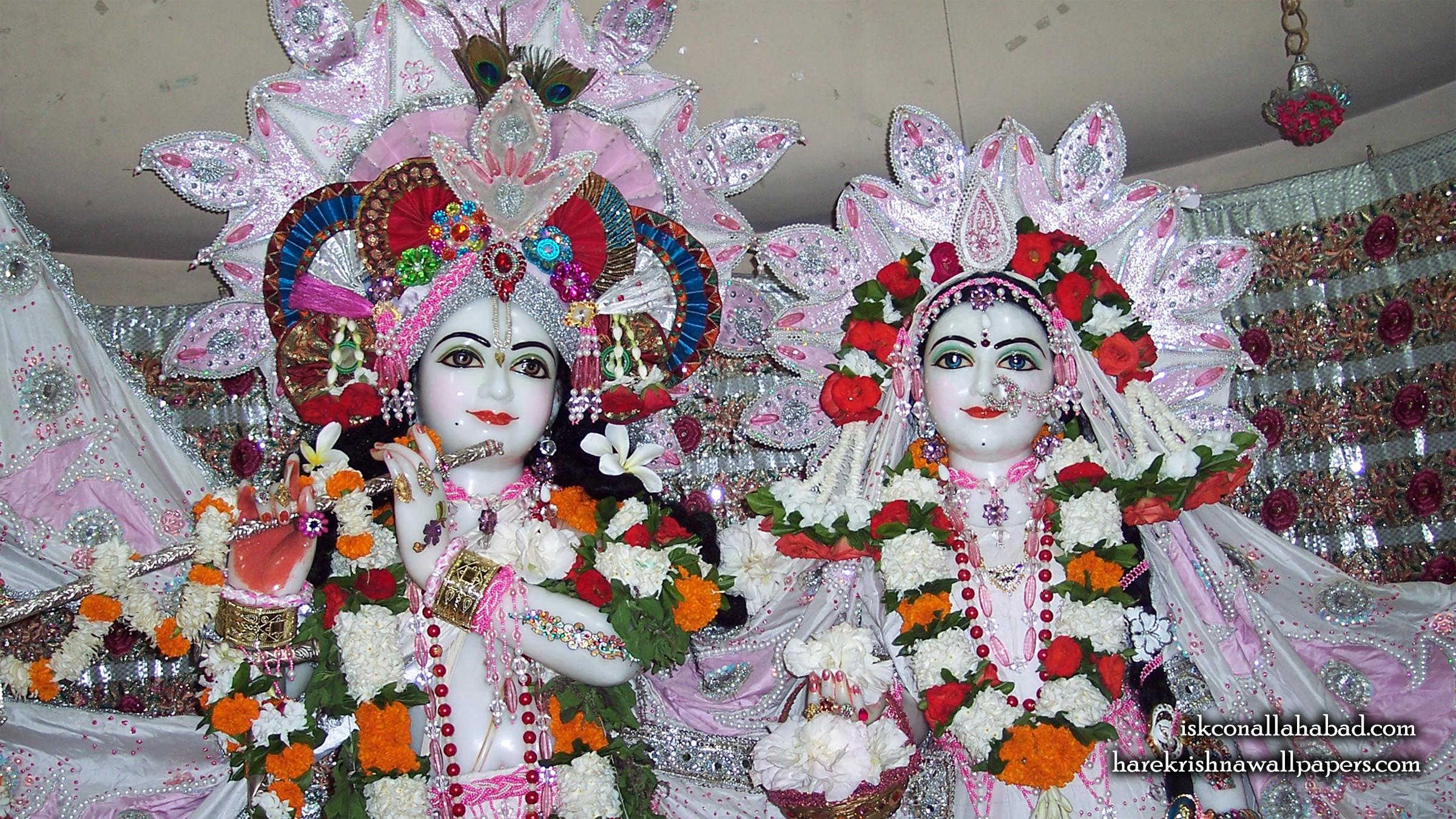 Sri Sri Radha Venimadhava Close up Wallpaper (002) Size 2400x1350 Download