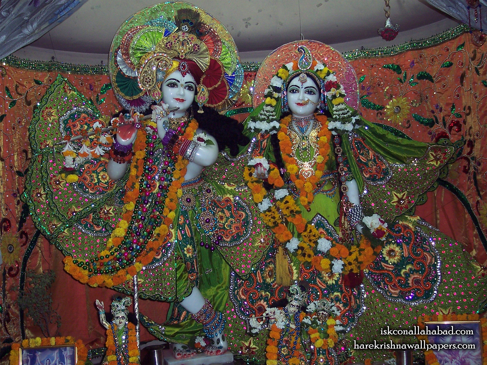 Sri Sri Radha Venimadhava Wallpaper (004) Size1600x1200 Download