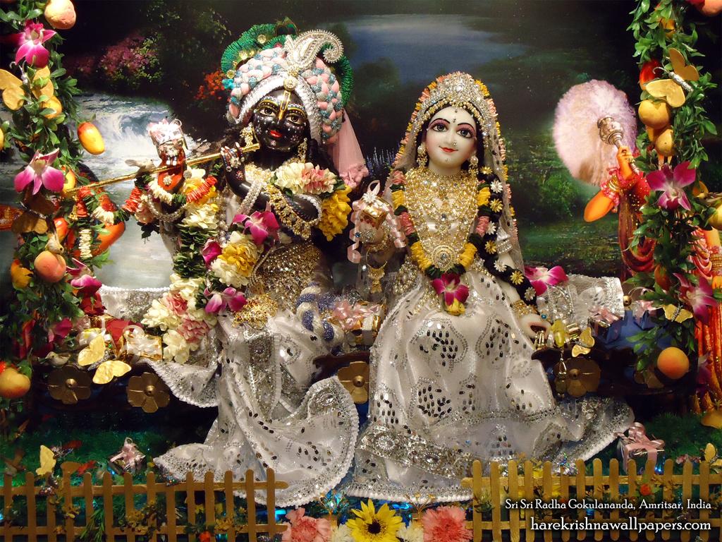 Sri Sri Radha Gokulananda Wallpaper (012) Size 1024x768 Download