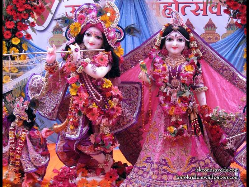 Sri Sri Radha Gopal Wallpaper (001)