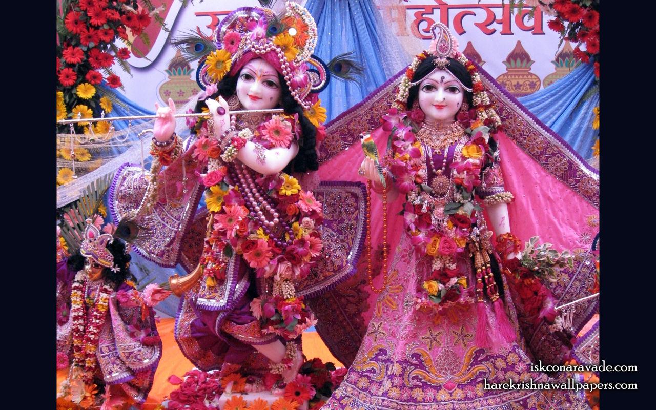 Sri Sri Radha Gopal Wallpaper (001) Size 1280x800 Download