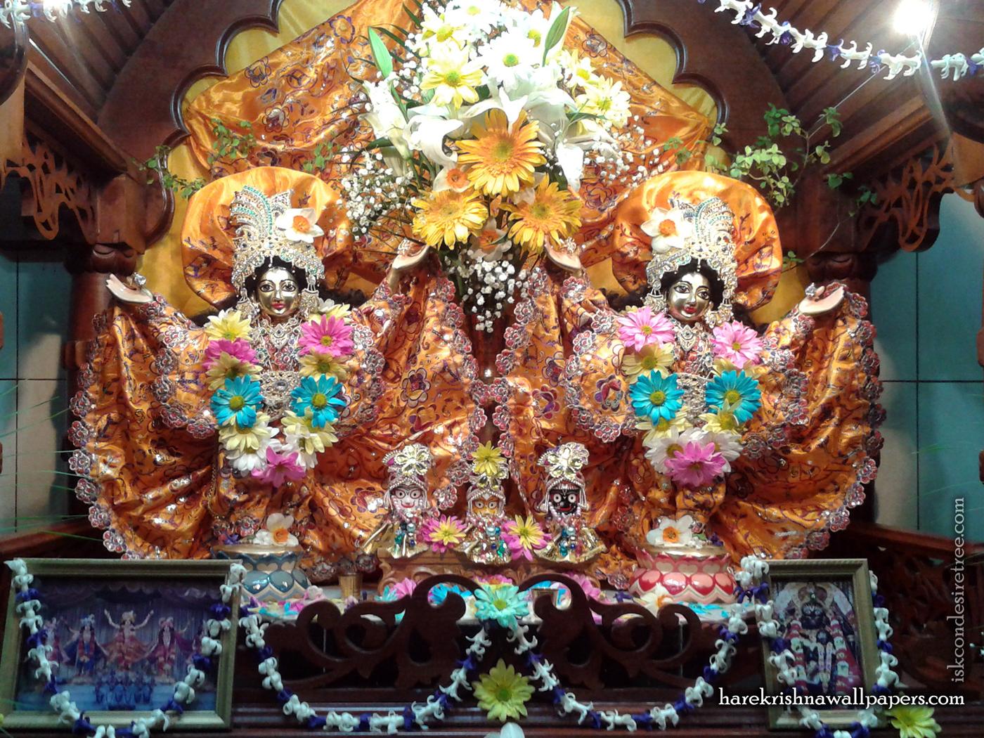 Sri Sri Gaura Nitai Wallpaper (001) Size 1400x1050 Download