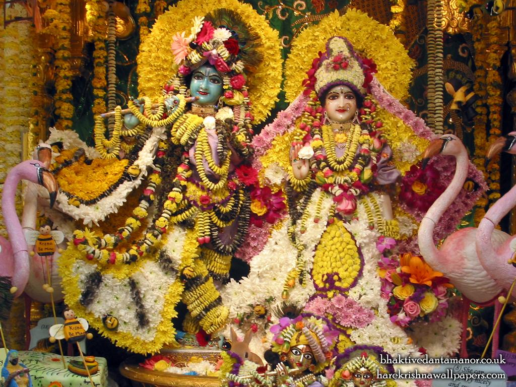 Sri Sri Radha Gokulananda Wallpaper (001) Size 1024x768 Download