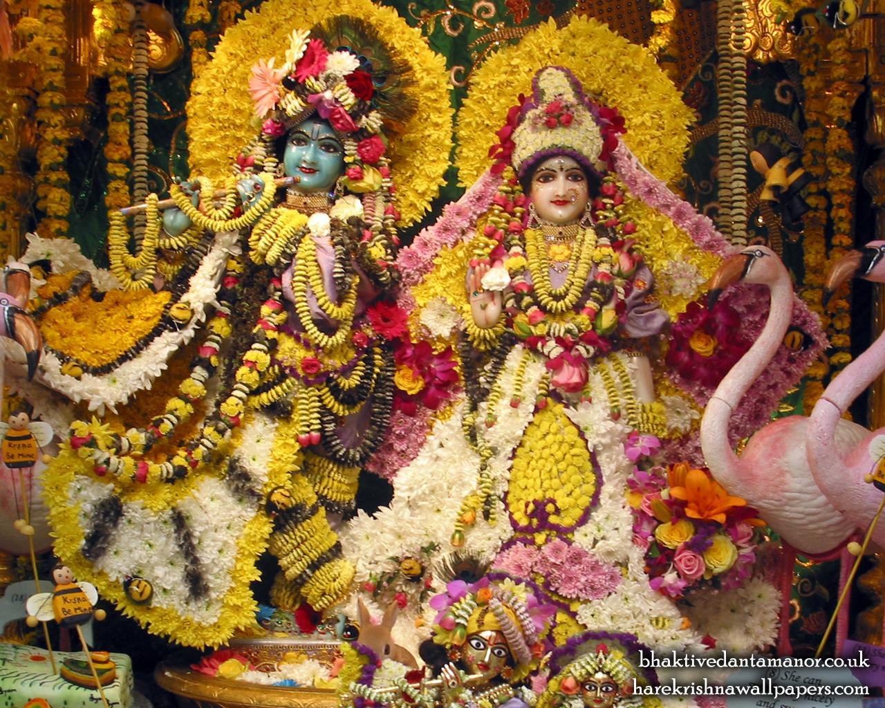 Sri Sri Radha Gokulananda Wallpaper (001) Size 1280x1024 Download