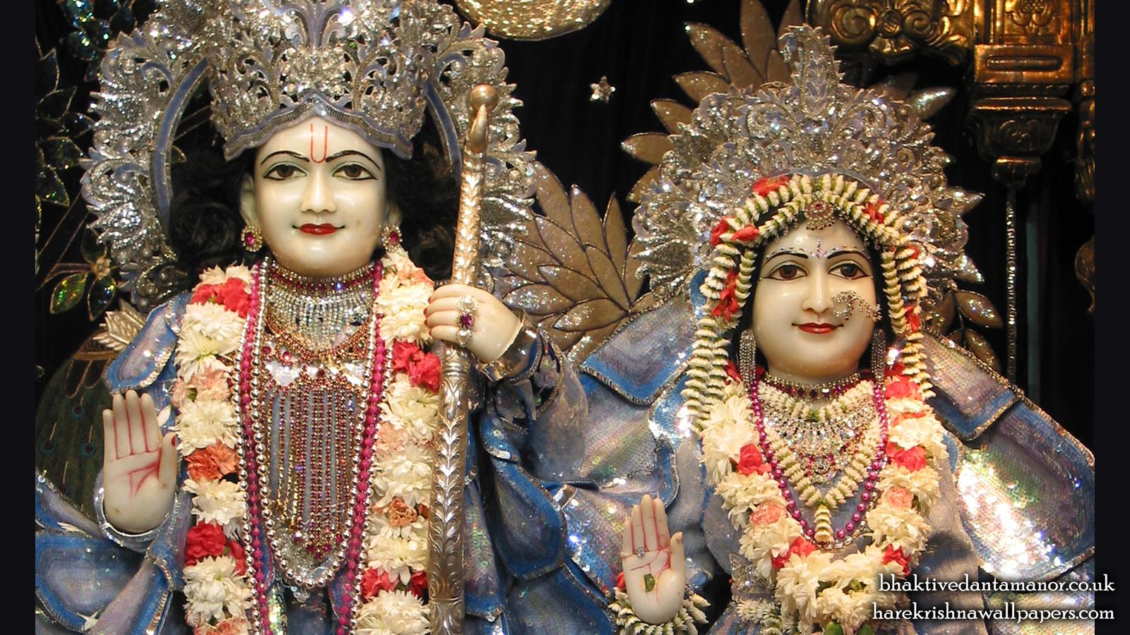 Sri Sri Sita Rama Close up Wallpaper (001) Size 1600x900 Download