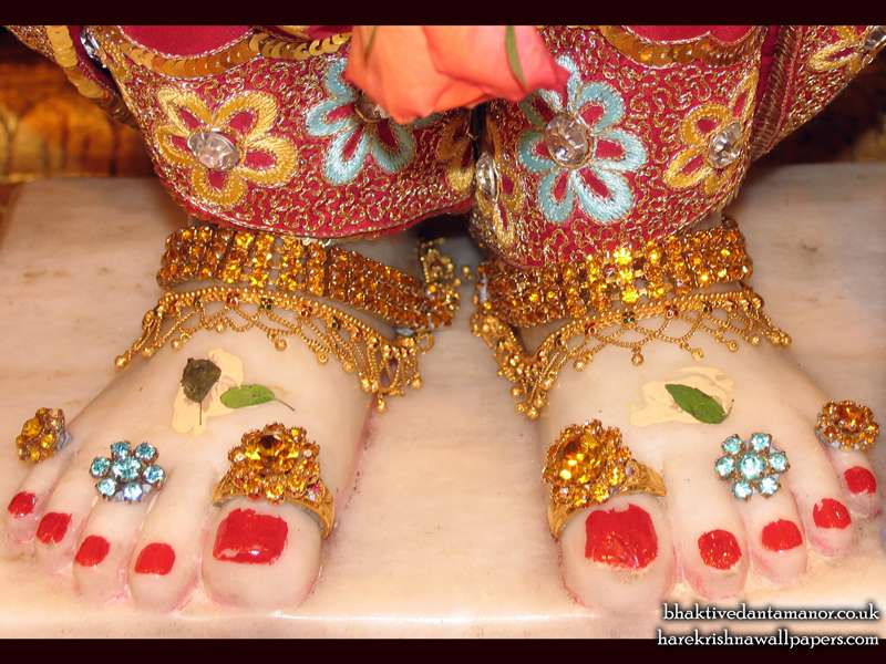 Sri Rama Feet Wallpaper (002)