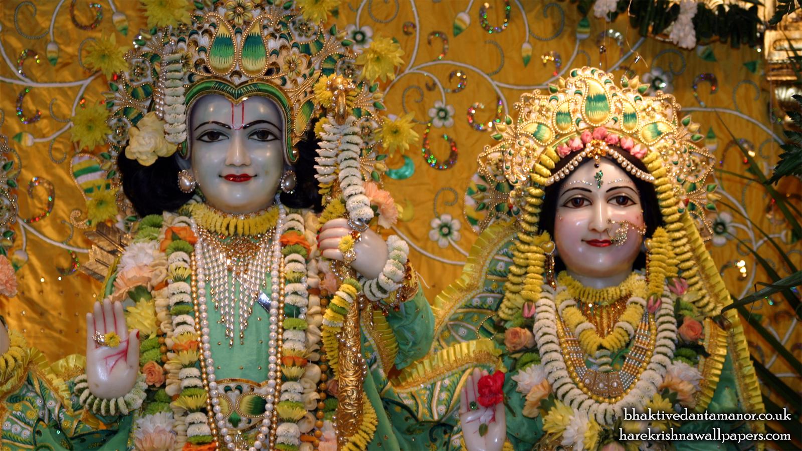 Sri Sri Sita Rama Close up Wallpaper (002) Size 1600x900 Download